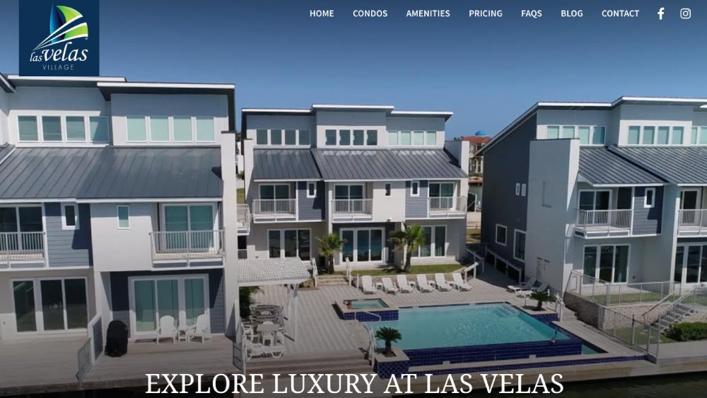 Imagine It Studios Client - Las Velas Village